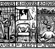 8-timmars-arbete